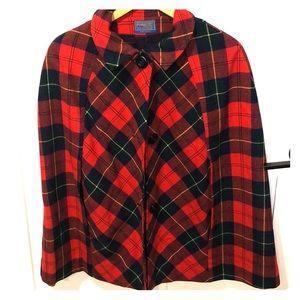 Pendleton cape